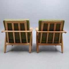 Hans Wegner Hans Wegner armchairs GE 240 Cigarren - 1850453