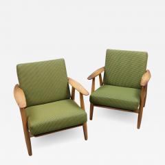Hans Wegner Hans Wegner armchairs GE 240 Cigarren - 1852515