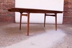 Hans Wegner Hans Wegner for Andreas Tuck Teak Extension Dining Table - 1753194