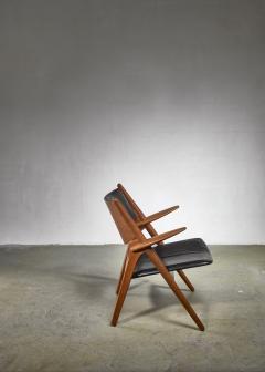 Hans Wegner Hans WegnerCH 28 or Sawbuck chair for Carl Hansen - 1309974