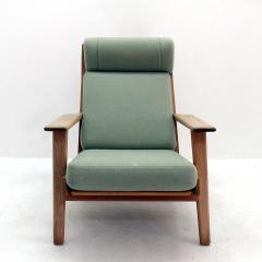 Hans Wegner High Back Chair GE 290 by Hans J Wegner - 602328