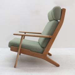 Hans Wegner High Back Chair GE 290 by Hans J Wegner - 602329