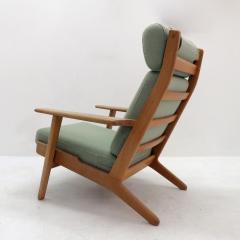 Hans Wegner High Back Chair GE 290 by Hans J Wegner - 602330