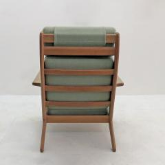 Hans Wegner High Back Chair GE 290 by Hans J Wegner - 602331