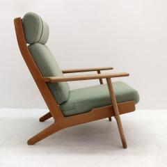 Hans Wegner High Back Chair GE 290 by Hans J Wegner - 602332