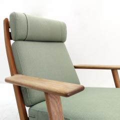 Hans Wegner High Back Chair GE 290 by Hans J Wegner - 602333