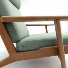 Hans Wegner High Back Chair GE 290 by Hans J Wegner - 602334