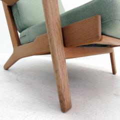 Hans Wegner High Back Chair GE 290 by Hans J Wegner - 602335