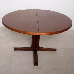 Hans Wegner Mid Century Danish Modern Oval Tee Dining Table - 1172925
