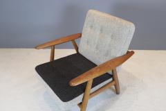 Hans Wegner Pair of Hans Wegner Cigar Chairs 1950s - 1570415