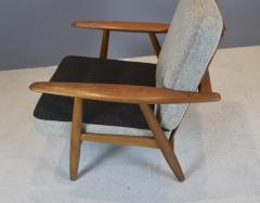 Hans Wegner Pair of Hans Wegner Cigar Chairs 1950s - 1570416