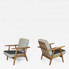 Hans Wegner Pair of Hans Wegner Cigar Chairs 1950s - 1572614
