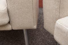 Hans Wegner Pair of Lounge Chairs Model AP34 by Hans Wegner for A P Stolen - 1036834
