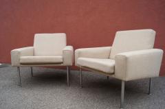 Hans Wegner Pair of Lounge Chairs Model AP34 by Hans Wegner for A P Stolen - 1036837