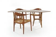 Hans Wegner Scandinavian Modern Office Set Hans J Wegner C 1950s - 1649518