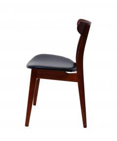 Hans Wegner Set Of 6 Hans J Wegner Dining Chairs Model CH30 For Carl Hansen Son - 1982922