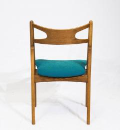 Hans Wegner Set Of 12 Hans Wegner CH 29 Dining Chairs   176338