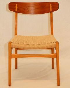 Hans Wegner Set of 4 Hans Wegner CH 23 Dining Chairs - 176173