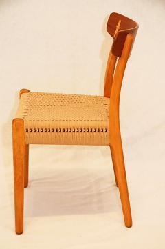Hans Wegner Set of 4 Hans Wegner CH 23 Dining Chairs - 176177