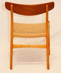 Hans Wegner Set of 4 Hans Wegner CH 23 Dining Chairs - 176178