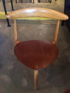 Hans Wegner Set of Three Hans Wegner Chairs - 192821