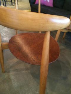 Hans Wegner Set of Three Hans Wegner Chairs - 192828