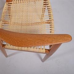 Hans Wegner Six Hans Wegner Classics Arm Chairs for Johannes Hansen - 1057330