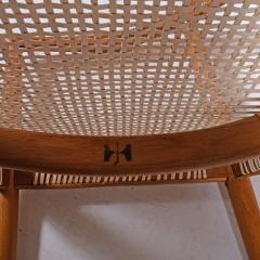 Hans Wegner Six Hans Wegner Classics Arm Chairs for Johannes Hansen - 1057332
