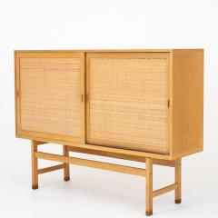 Hans Wegner Tall sideboard in oak - 1044632