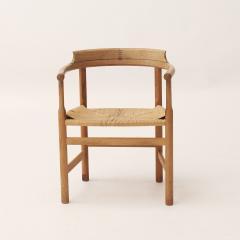 Hans Wegner Wegner PP 203 armchairs set of 4 - 918328