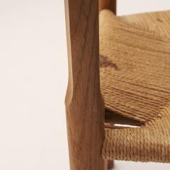Hans Wegner Wegner PP 203 armchairs set of 4 - 918336