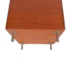 Hans Wegner bar kasse Bar Cube by Hans Wegner for Andreas Tuck 1956 - 859385