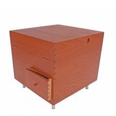 Hans Wegner bar kasse Bar Cube by Hans Wegner for Andreas Tuck 1956 - 859390
