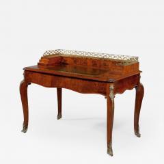Hardwood Carlton House desk - 1105147