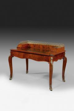Hardwood Carlton House desk - 792135