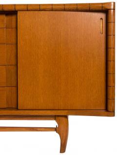 Harold M Schwartz Oak Sideboard Harold Schwartz for Romweber - 414889