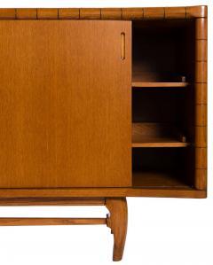 Harold M Schwartz Oak Sideboard Harold Schwartz for Romweber - 414891