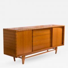 Harold M Schwartz Oak Sideboard Harold Schwartz for Romweber - 419443