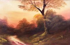 Harold Sutton Palmer Sunset Dorking  - 1247023