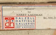 Harry B Lachman LEglise de Moret - 614029