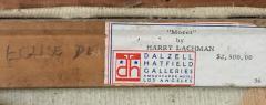 Harry B Lachman LEglise de Moret - 614030