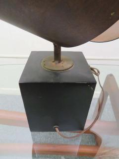 Harry Balmer Pair Huge Richard Barr Harold Weiss Ribbon Lamp for Laurel Mid Century Modern - 1570678