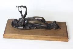 Harry Bates Bronze Door Knocker lost wax casting cire perdue by Harry Bates England 1895 - 1463312
