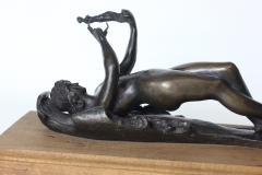 Harry Bates Bronze Door Knocker lost wax casting cire perdue by Harry Bates England 1895 - 1463313