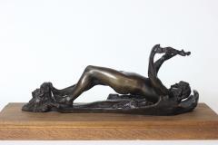 Harry Bates Bronze Door Knocker lost wax casting cire perdue by Harry Bates England 1895 - 1463315