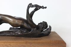 Harry Bates Bronze Door Knocker lost wax casting cire perdue by Harry Bates England 1895 - 1463316