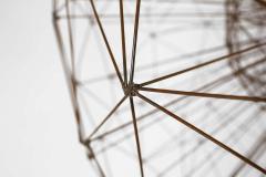 Harry Bertoia Abstract Dandelion Sculpture in the Style of Harry Bertoia 1965 - 1695313