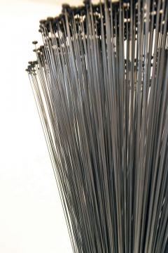 Harry Bertoia Bertoia Spray Sculpture with Rare Flat Rounded Ends - 213816