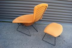 Harry Bertoia Bird Lounge Chair and Ottoman by Harry Bertoia for Knoll - 1687380