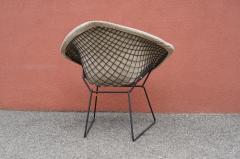 Harry Bertoia Black Diamond Chair by Harry Bertoia for Knoll - 1442153